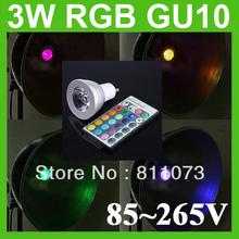 popular rgb led gu10