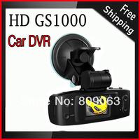 GS1000 HD 1080P 1.5 inch TFT Screen Car DVR Video Recorder Free Shipping