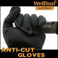 MOQ:5pcs Cut-Resistant Anti Cut Abrasion Safety Protective Glove Euro Standard EN388 Work Gloves F/ Fishing & Knife Work  #OT 16