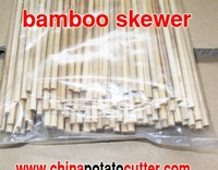 Wholesales 1000pcs=1carton,5kg, 10bag (1bag=100pcs) bamboo skewer barbecue skewer for roasted mutton&cuttlefish barbecue helper
