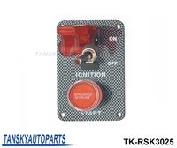 tansky-Racing Switch Kit Car Electronics/Switch Panels-Flip-up Start/Ignition/Accessory TK-RSK3025