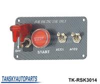 Tansky-Racing Switch Kit Car Electronics/Switch Panels-Flip-up Start/Ignition/Accessory TK-RSK3014