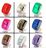 New Arrival Stainless Steel Back Women's Kids' Electronic  Bracelet Watch  Light  Free Shipping