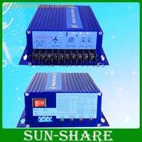DHL FREE SHIPPING 400W DC24v/12V wind solar hybrid controller regulator (400w wind generator+300w solar panel )