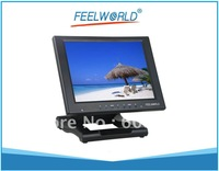 2013 Hot! FEELWORLD 10 inch TFT Color LCD Monitor 4:3 with HDMI & YPbPr inputs (No touch) + Free Shipping