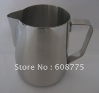 32oz Stainless Steel Milk Pitcher