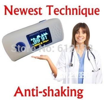 Newest Technique OLED Display 4 Direction 6 Modes SPO2 PR Monitor Fingertip Pulse Oximeter