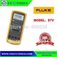 Fluke 87V Industrial True-rms  Multimeter with temperature  Digital Multimter