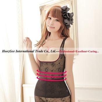 Mix Wholesale 5Pcs/Lot Feeling Touch Brand Net Fabric Vest Shaper Slimming Shaper Beauty Care Clothing Corset W057