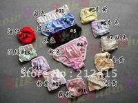free shipping/Real silk underwear /woman inner pants /lady silk patnies/100% silk/low prices/#SWU001