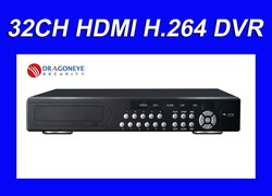 Freeshipping 32ch DVR with HDMI ouput and VGA output, Support Mobile Phone Monitoring and Network , Free DDNS, 32ch CCTV DVR(China (Mainland))