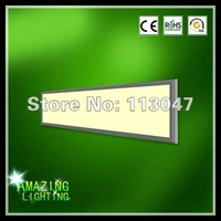 48W LED Panel light 300*1200mm , Imported LumenMax Chip led SMD3014, 3200lm, free shipping via Fedex/DHL