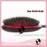 3 Piece/ Lot Professional Hair Extension Boar Bristle Brush, Free & Fast Shipping