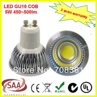 High power dimmable 5W COB indoor light
