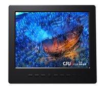 8 inch Professional CCTV LCD Monitor  for car with vga yuv rca bnc input
