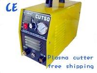 New Dual Voltage 110V 220V   50 AMP AIR PLASMA CUTTING MACHINE