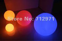 LED garden ball  lamp/Christmas decorative ball lamp  in  diameter 20cm