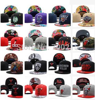 Free Shipping 2014 New arrival basketball hats,cheap basketball cap, popular snapbacks