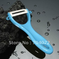 wholesale - free shipping   Ceramic peeler with ABS handle kitchenware new arrival hot sell 1pc