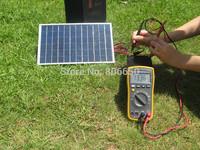 Hot* 10W solar panel 10Watt 12V pv solar module, solar cell panel, free shipping# *