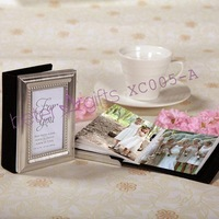 BeterWedding Gift wholesale Mini Photo Album Favor / Place Card Holder Wedding Souvenirs, Wedding photo frame XC006/A
