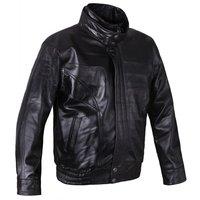 Freeshipping! New Fashion men's  cow leather motobike jacket  men clothes  EX-956