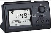 4pcs /lots new arrived  HA3006 MUSLIM DESK  AZAN TABLE CLOCK  MOQ
