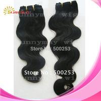 Body Wave Natural Color Indian Virgin Human Hair