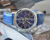 Casual Brand Clock Fashion Men'S Military Quartz Clock Luxury Black Leather Strap Belt Big Dial Watches Men Wristwatches