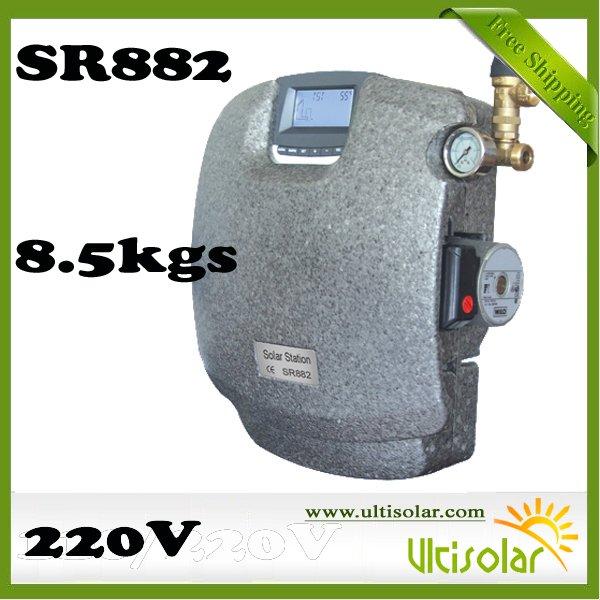 Фото Комплектующие для солнечных водонагревателей Ultisolar SR882 Solarstation 8.5kgs SD комплектующие