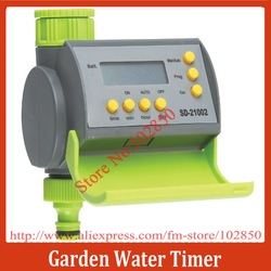 Garden Electronic Water Timer with LCD display,Auto Irrigation System Controller Timer(China (Mainland))