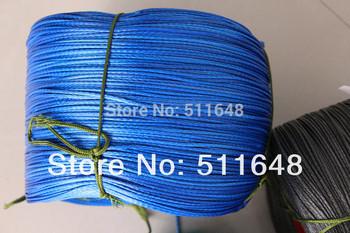 Free shipping 500m 950lb 2.1mm 16 strand dyneema braided kite line drop shipping