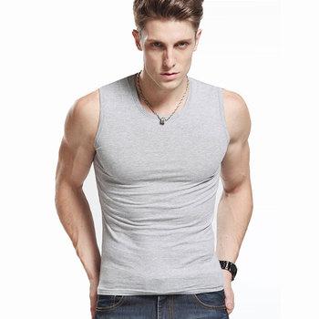 2014 Summer Man's Жилет mens Талияcoat/ Рукавless свитерshirt/ Tank Верх/ leisure ...