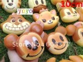NEW rare 10CM jumbo cartoon squishy for charm /key charm/ bag charm/ free shipping