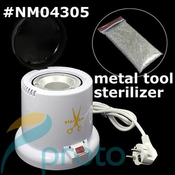 High Temperature Metal Tool Sterilizer For dental Tattoo Needle Nail Care Tool Hot Sterilizer Autoclave Disinfector  SKU:E0237