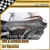 FOR Hyundai Coupe Genesis 09 Carbon Fiber H1 Style Front Vented Fender 2PCS