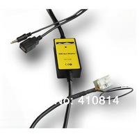 Car Audio MP3 Interface USB/SD/AUX Adapter For 12Pin VW  Skoda Seat Quadlock