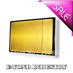 A1 size LED back lit black framed slim light sign for advertising(China (Mainland))