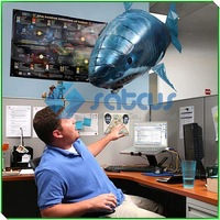100% Original Product ,Promotion Style RC Flying Air Fish Remote Control ,Clown fish/Shark.Kid Favorite Chrismas Gift