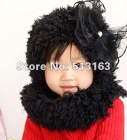 The thick winter hat Children hat adult hat
