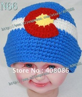 New arrivals!100% cotton crochet baby hats knitting kids beanies beautiful animal caps baby photo prop lovely gift for newborn