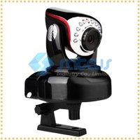 New ! ~ H. 264 IP Camera Support 720p (1280*720) PTZ Wireless Mega Pixels Wifi IP Camera Video Code