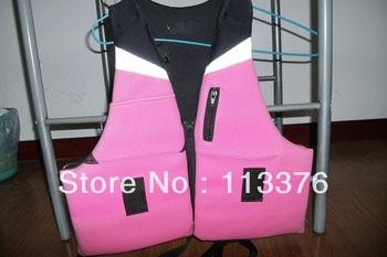 Neoprene  life jacket vest  for woman