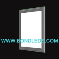 36W SMD3014 600 x 600 mm LED Panel light 85~265V , free shipping