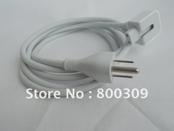 Mail Free shipping +  New 100% Original 150cm AC Australia Power Cord Supply Extension Cable for Apple MacBook