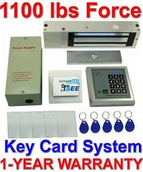 Thanksgiving Thanksgiving Thanksgiving  1100 LBs Kit Electric Door Lock Magnetic Access Control ID Card Password System