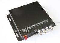 4V1D Digital Video Optical converter