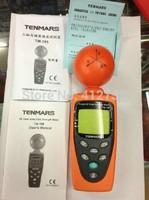 Made in Taiwan!  TENMARS TM-195 3-Axis RF Field Strength Meter /EMF Meter ( 50MHz~3.5GHz )
