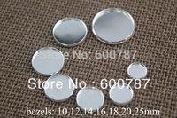 100pcs/lots, shallow bezel cups, bezel settings, blank base, many size for choose