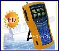 3.5'' LCD HD Spectrum Analyzer Satellite Finder Meter DVB-S/S2 WS 6932 satellite meter finder